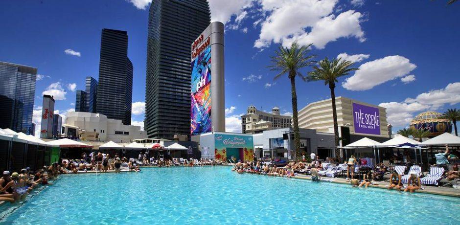 Planet Hollywood Las Vegas Pool