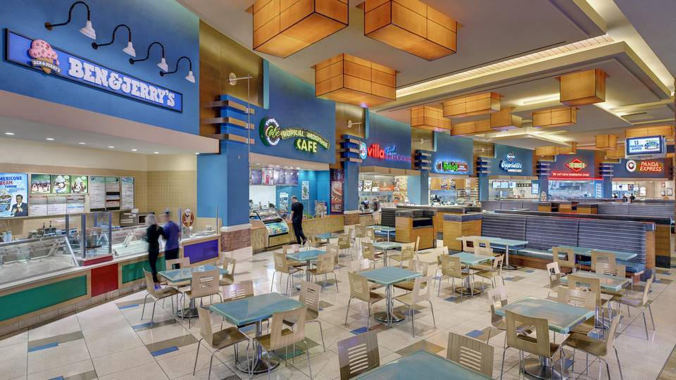 Red Rock Hotel Casino Las Vegas Food Court