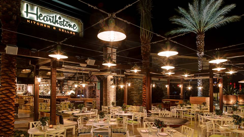 Red Rock Hotel Casino Las Vegas Hearthstone Kitchen & Cellar