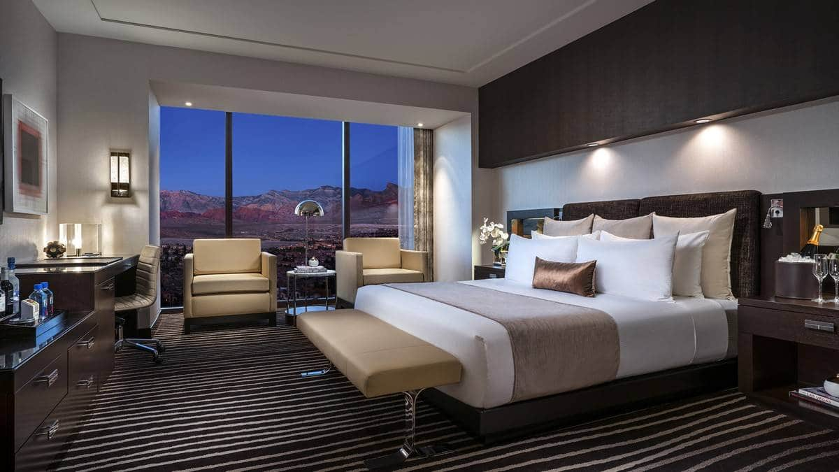 Red Rock Hotel Casino Las Vegas Luxury King Room
