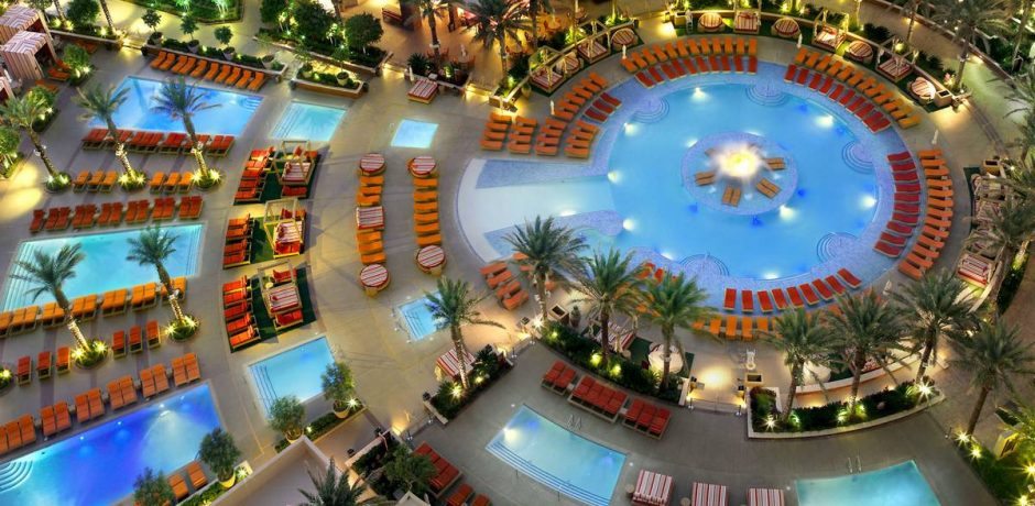 Red Rock Hotel Casino Las Vegas Pool