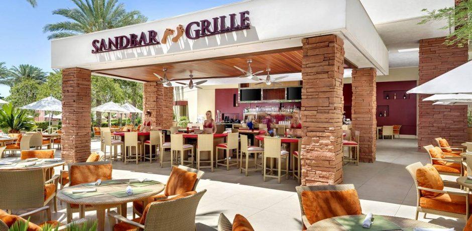 Red Rock Hotel Casino Las Vegas Sandbar Grill