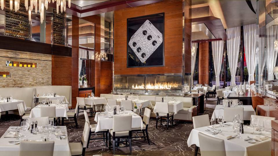Red Rock Hotel Casino Las Vegas T-Bones Chophouse
