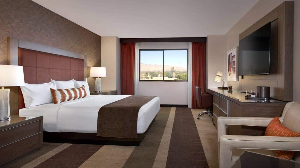 Santa Fe Station Las Vegas Deluxe King Room