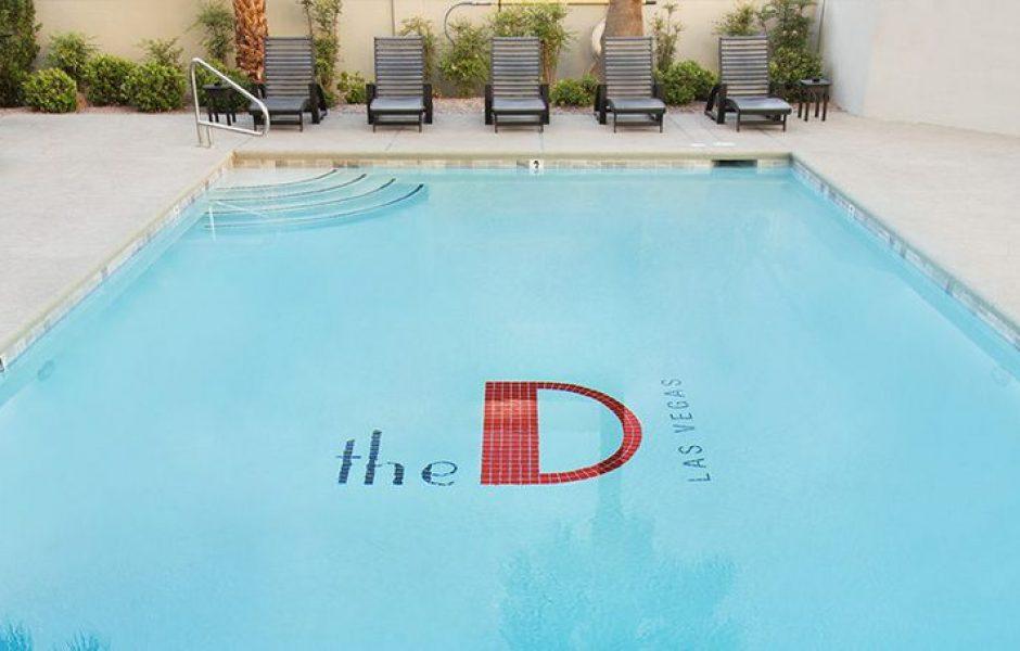 The D Las Vegas Pool