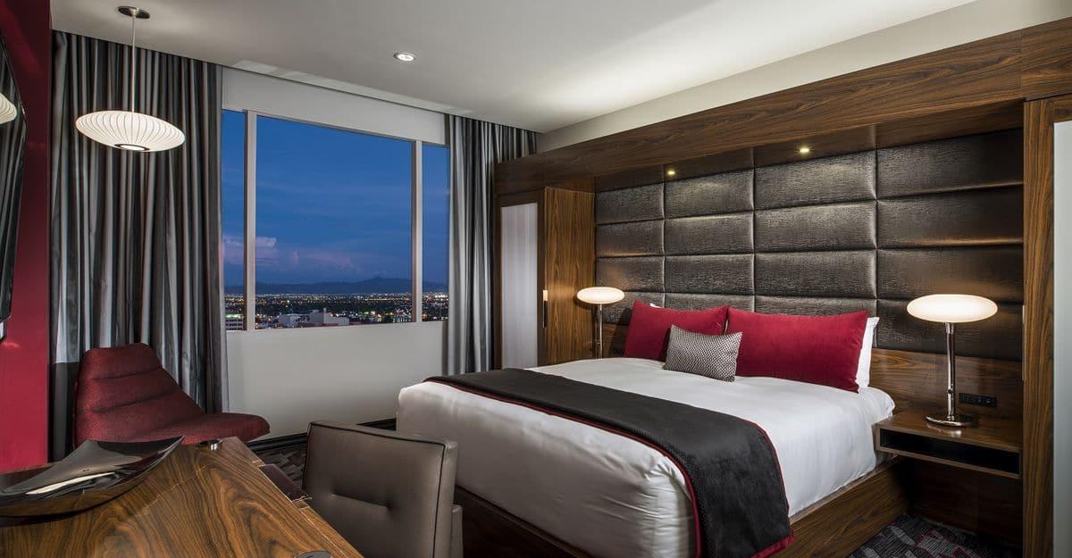 The D Las Vegas Two Bedroom Suite