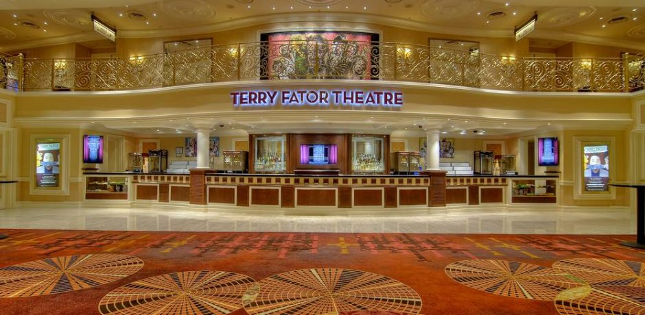 The Mirage Las Vegas Terry Fator Theatre