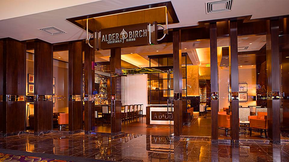 The Orleans Las Vegas Alder & Birch