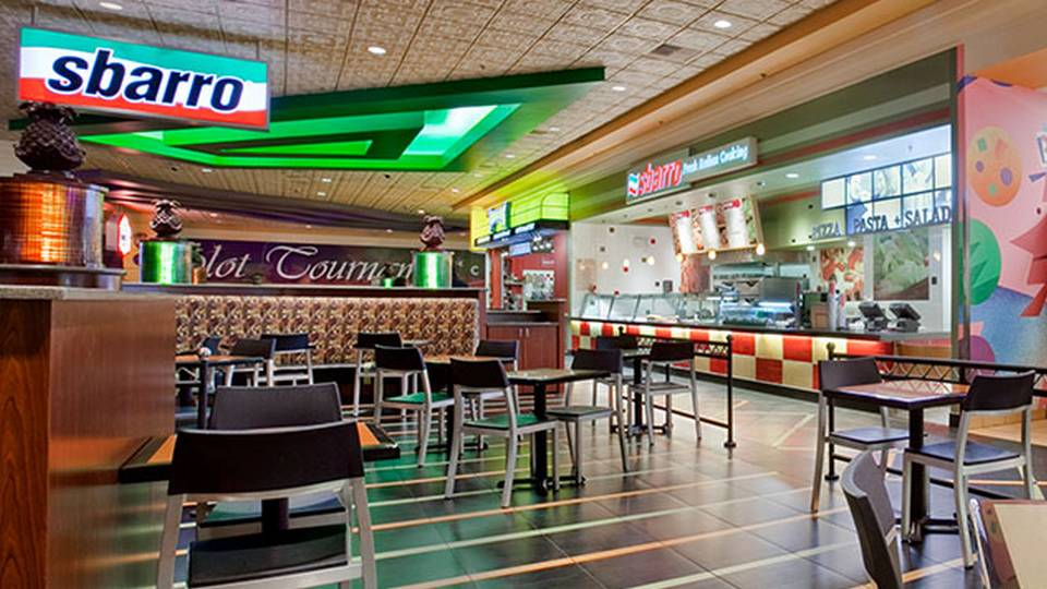 The Orleans Las Vegas Food Court