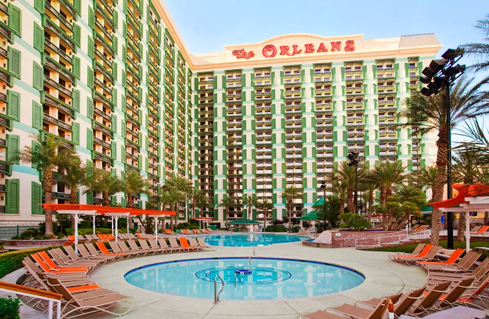 The Orleans Las Vegas Pool