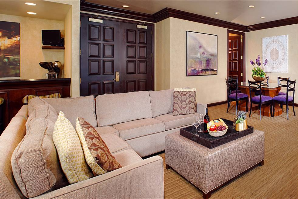 The Orleans Las Vegas Presidential Suite