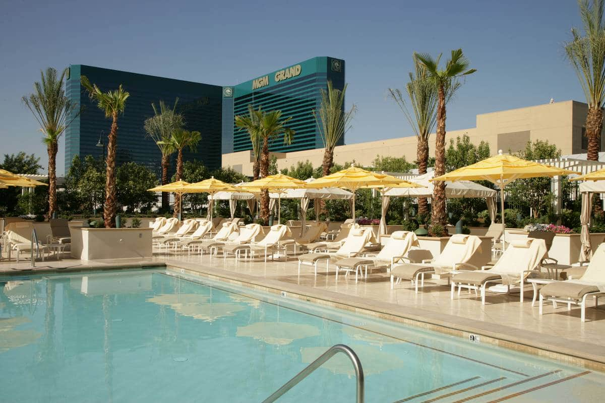 The Signature Las Vegas Pool