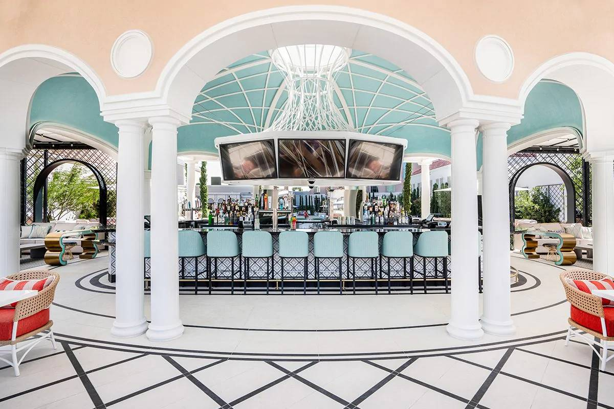 The Venetian Las Vegas Pool Bar