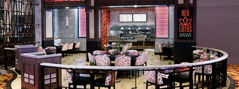Tropicana Las Vegas Red Lotus Asian Kitchen