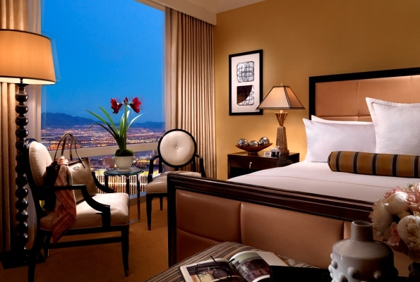 Trump Las Vegas Deluxe One Bedroom Suite