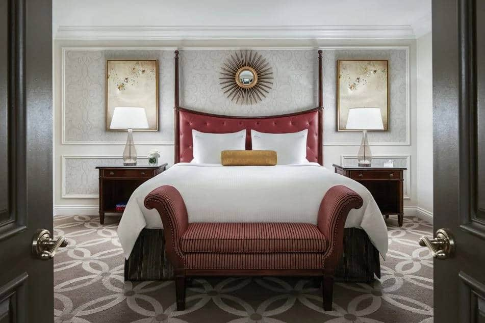 Venetian Las Vegas Grand King Suite