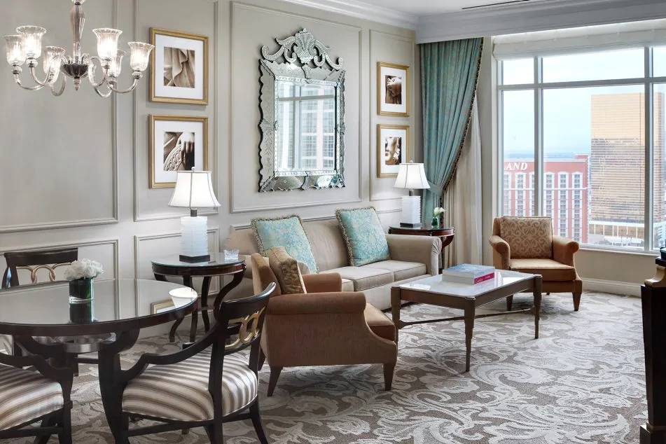 Venetian Las Vegas Grand One Bedroom Suite