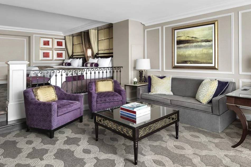 Venetian Las Vegas Premium Two Queen Suite