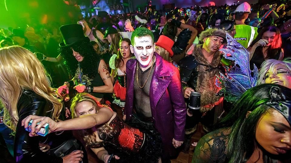 Fetish and Fantasy Halloween Ball Las Vegas