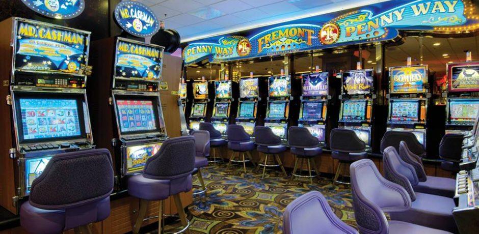Fremont Las Vegas Hotel Casino Floor