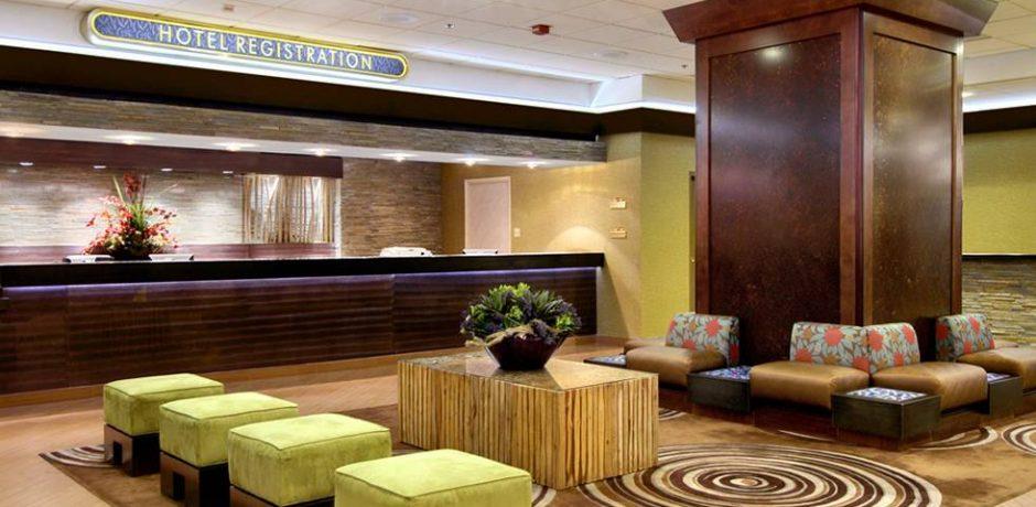 Fremont Las Vegas Hotel & Casino Lobby