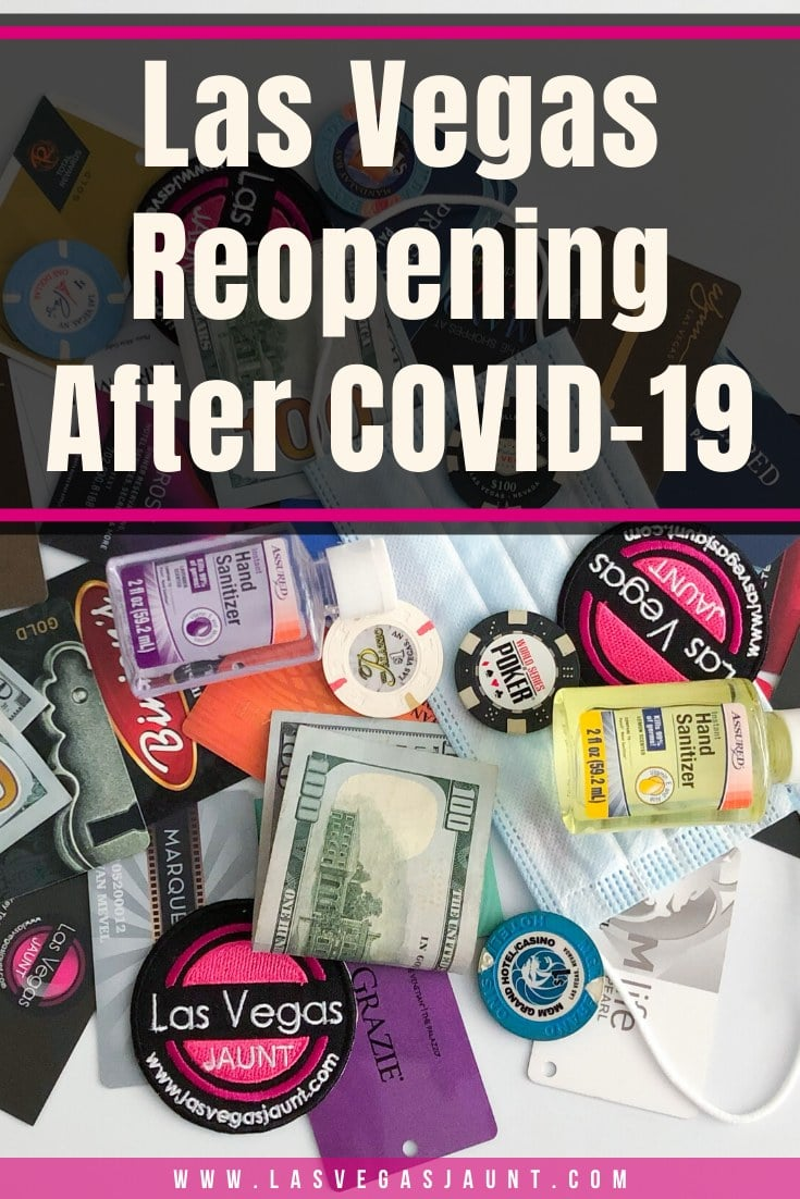 Las Vegas Reopening After COVID-19