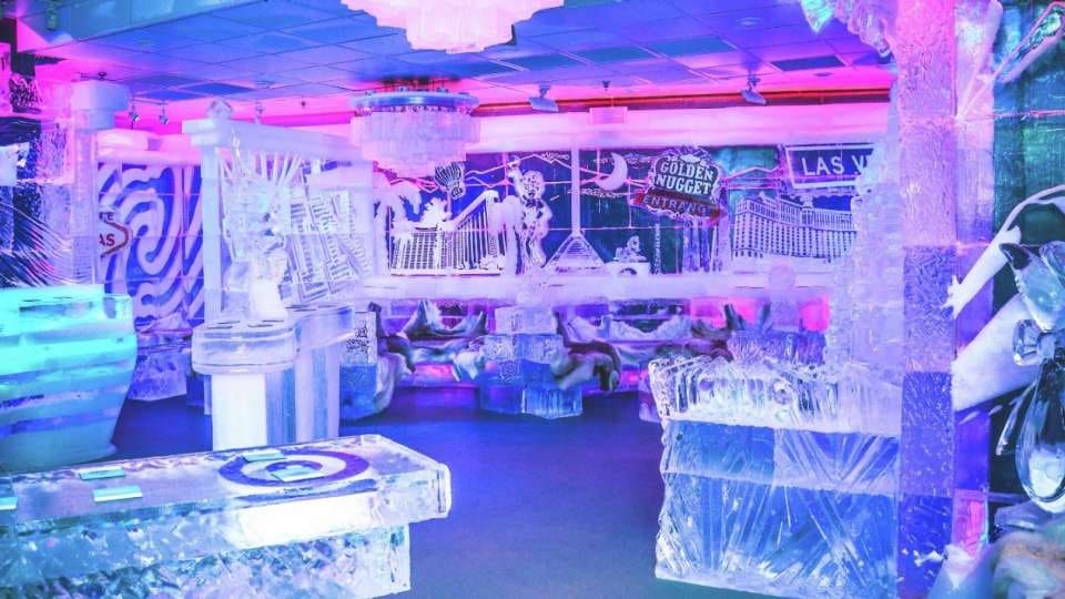 ​Minus 5 Ice Bar Las Vegas