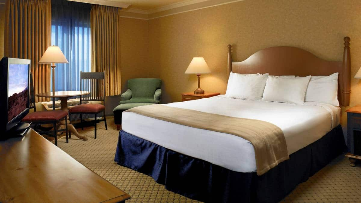 Texas Station Las Vegas Deluxe King Room