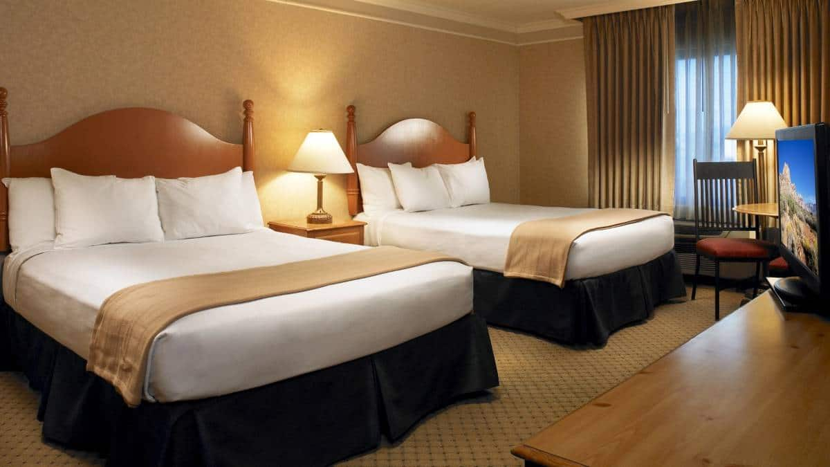 Texas Station Las Vegas Deluxe Two Queens Room