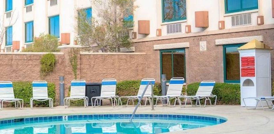 Texas Station Las Vegas Pool
