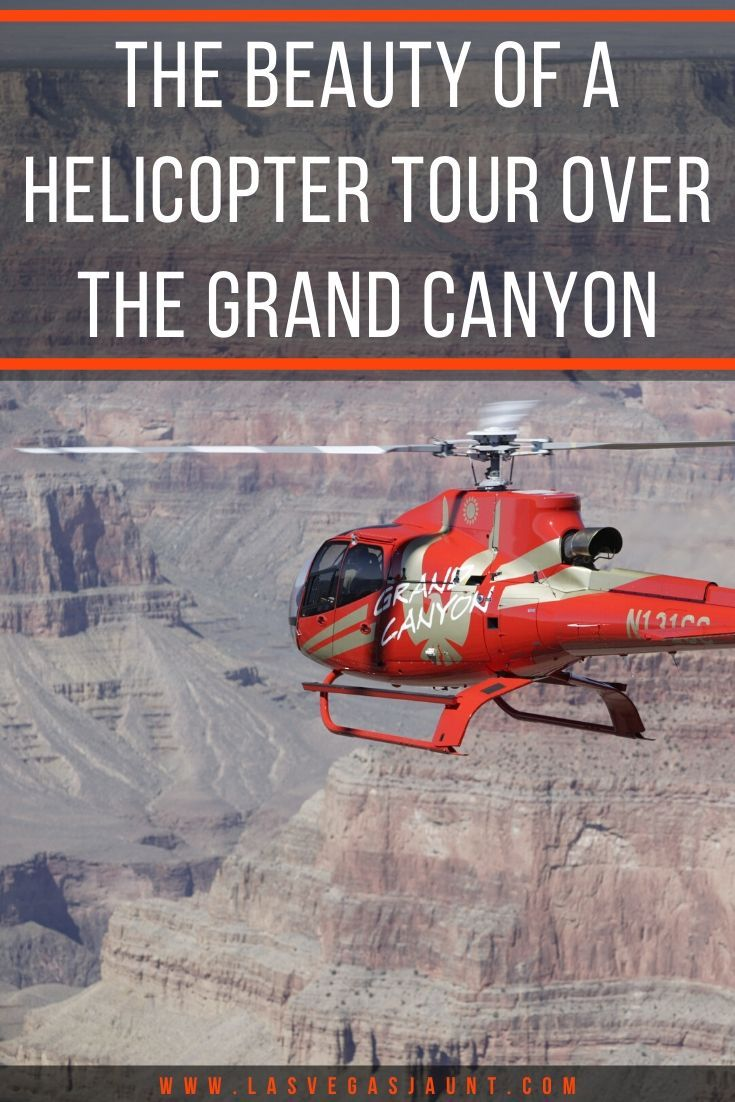 The Beauty of a Helicopter Tour Over the Grand Canyon