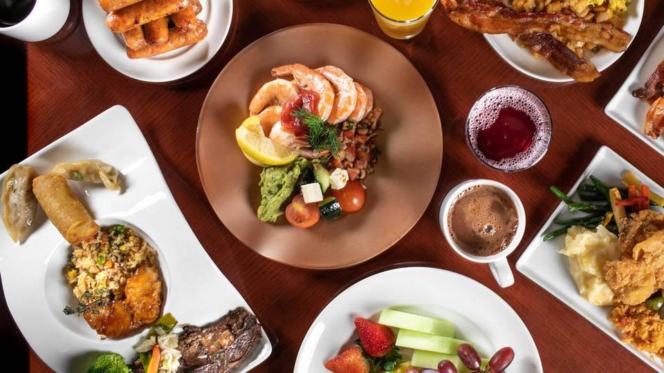 Westgate Las Vegas Fresh Buffet