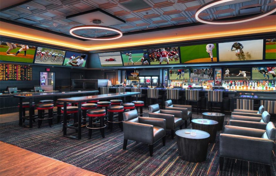California Las Vegas Cal Sports Lounge