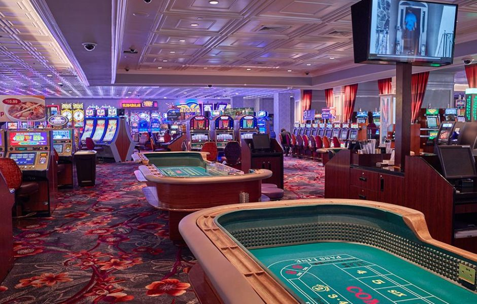 California Las Vegas Craps Tables