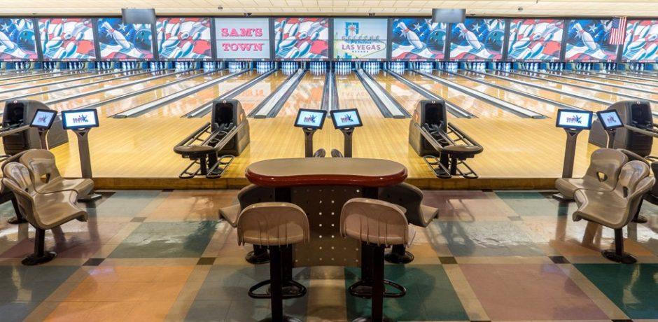 Sam's Town Las Vegas Bowling Lanes