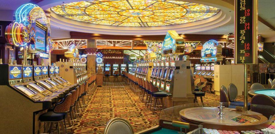 Sam's Town Las Vegas Casino Floor