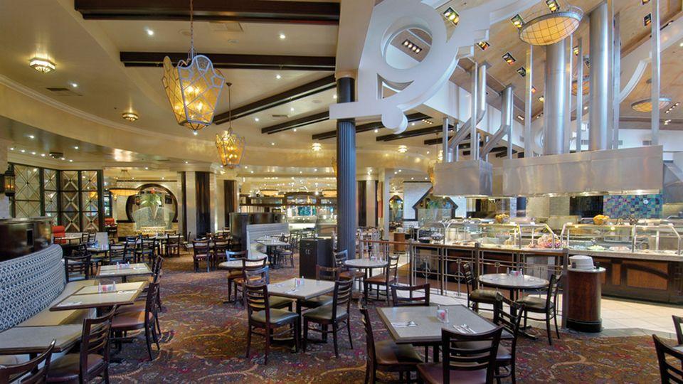 Sam's Town Las Vegas Firelight Buffet