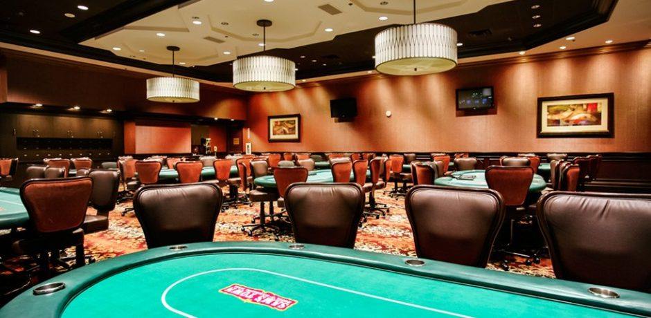 Sam's Town Las Vegas Poker Room