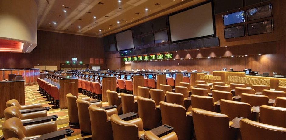 Sam's Town Las Vegas Race & Sports Book