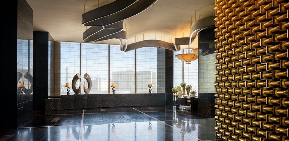 Waldorf Astoria Las Vegas Lobby