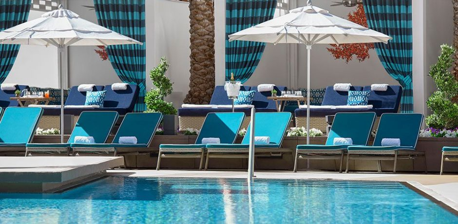 Waldorf Astoria Las Vegas Pool & Cabanas
