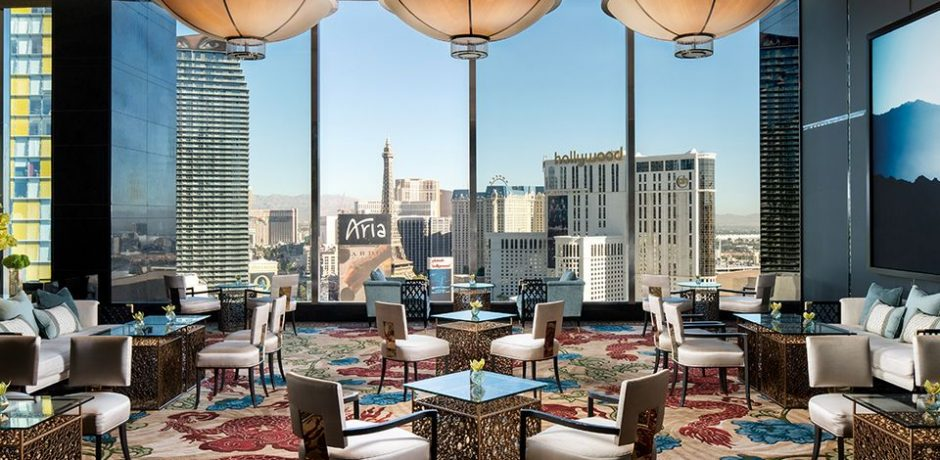 Waldorf Astoria Las Vegas Tea Lounge