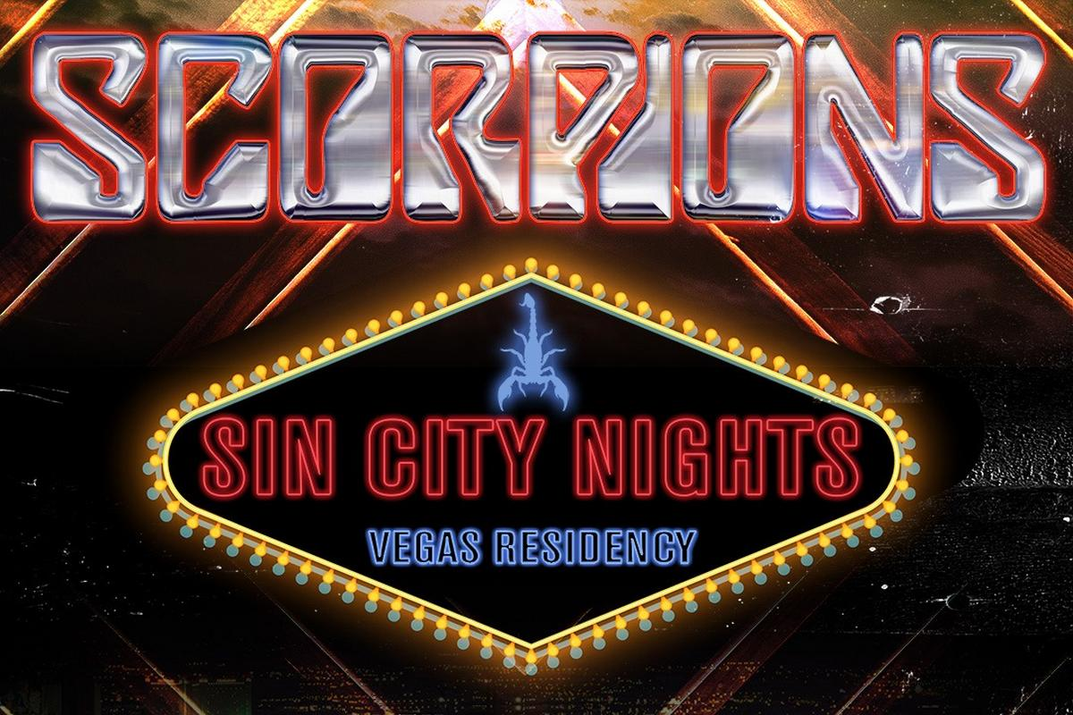 The Scorpions Residency Planet Hollywood Las Vegas Discount Tickets
