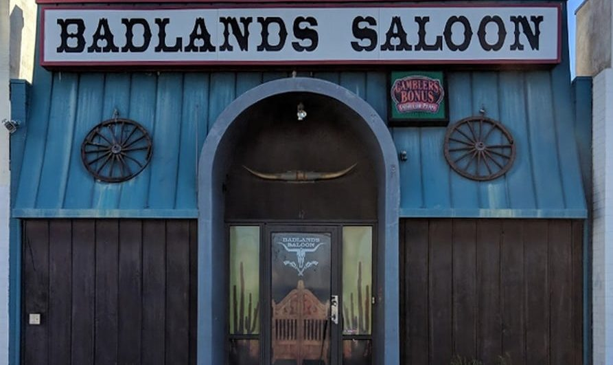 Badlands Bar Saloon Las Vegas