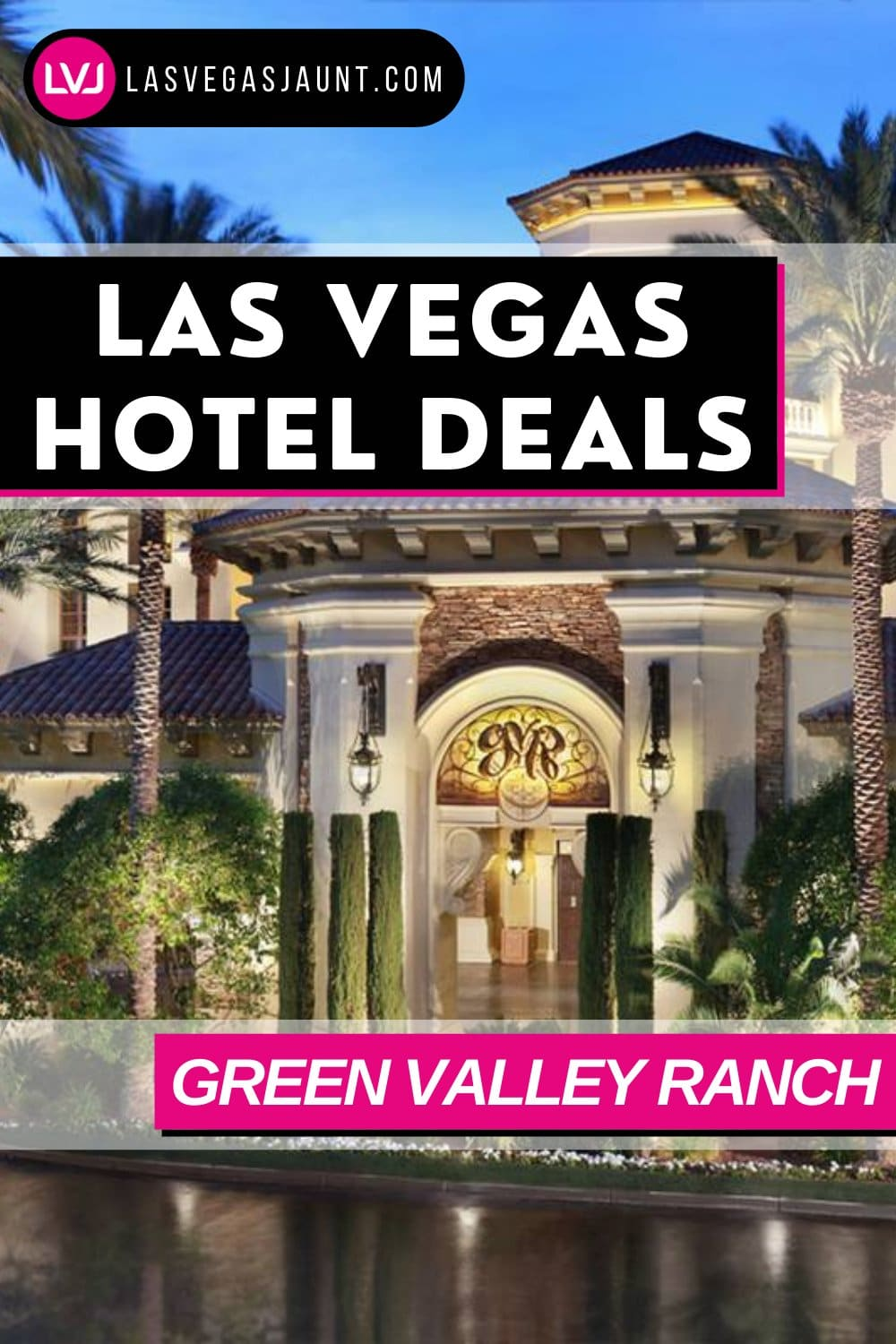 Green Valley Ranch Hotel Las Vegas Deals Promo Codes & Discounts