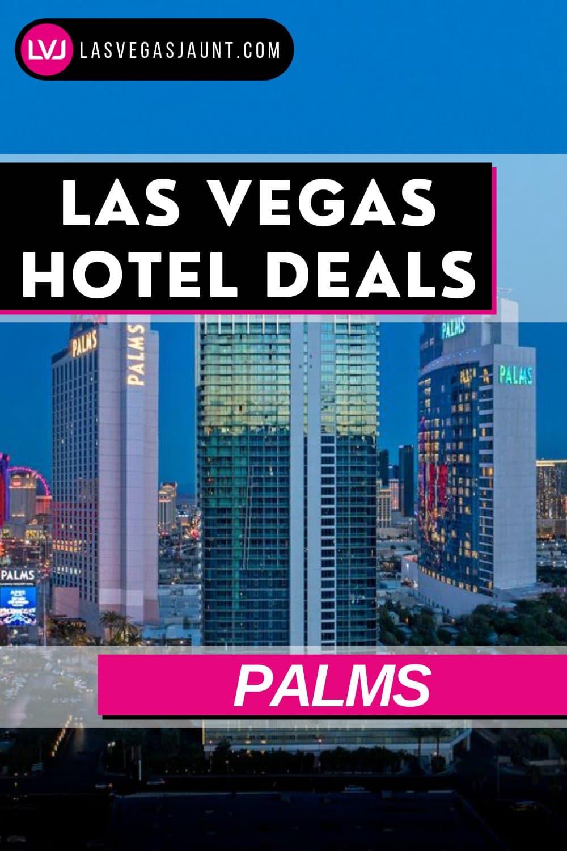 Palms Hotel Las Vegas Deals Promo Codes & Discounts