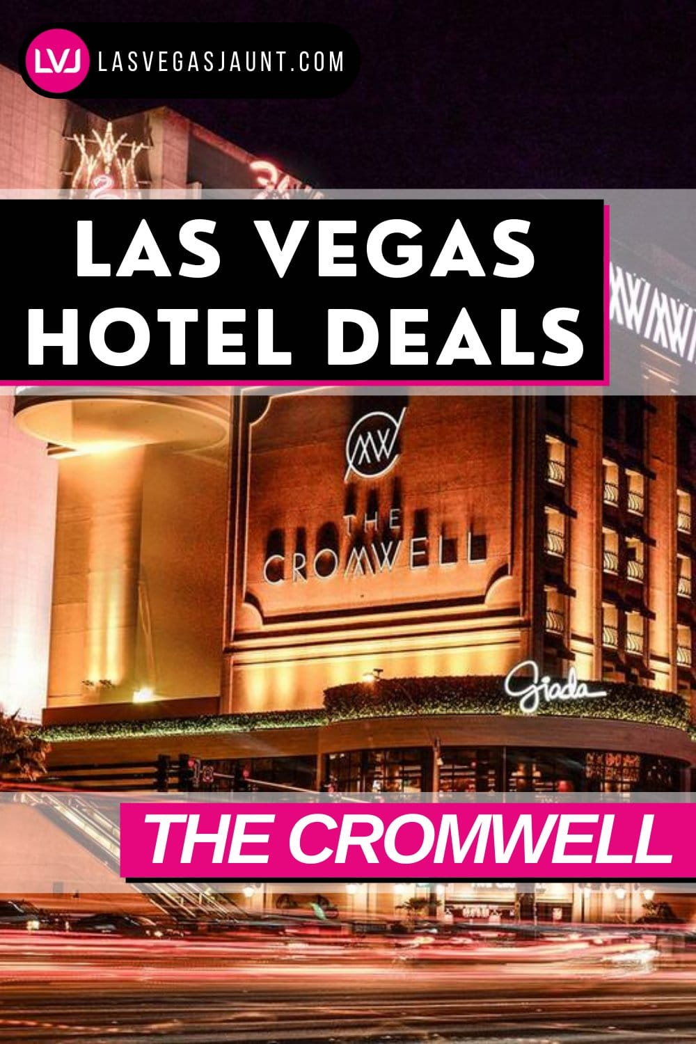 The Cromwell Hotel Las Vegas Deals Promo Codes & Discounts