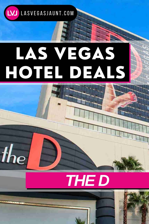 The D Hotel Las Vegas Deals Promo Codes & Discounts