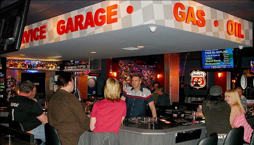 The Garage Gay Bar Las Vegas