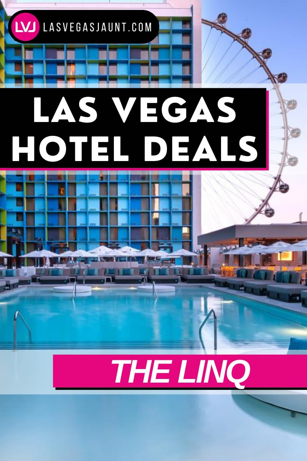 The Linq Hotel Las Vegas Deals Promo Codes & Discounts